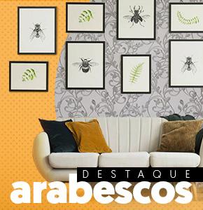 Destaque Arabesco - Mobile