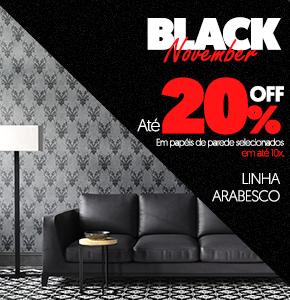 Black November Arabesco - Mobile