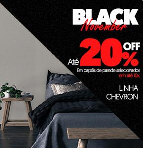 Black November Chevron