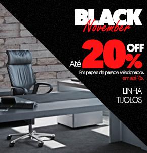 Black November Tijolos - Mobile