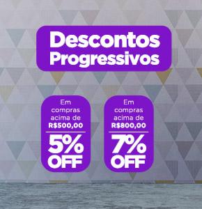 Desconto Progressivo - Mobile